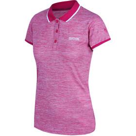 Regatta Remex II - T-shirt manches courtes Femme - rose